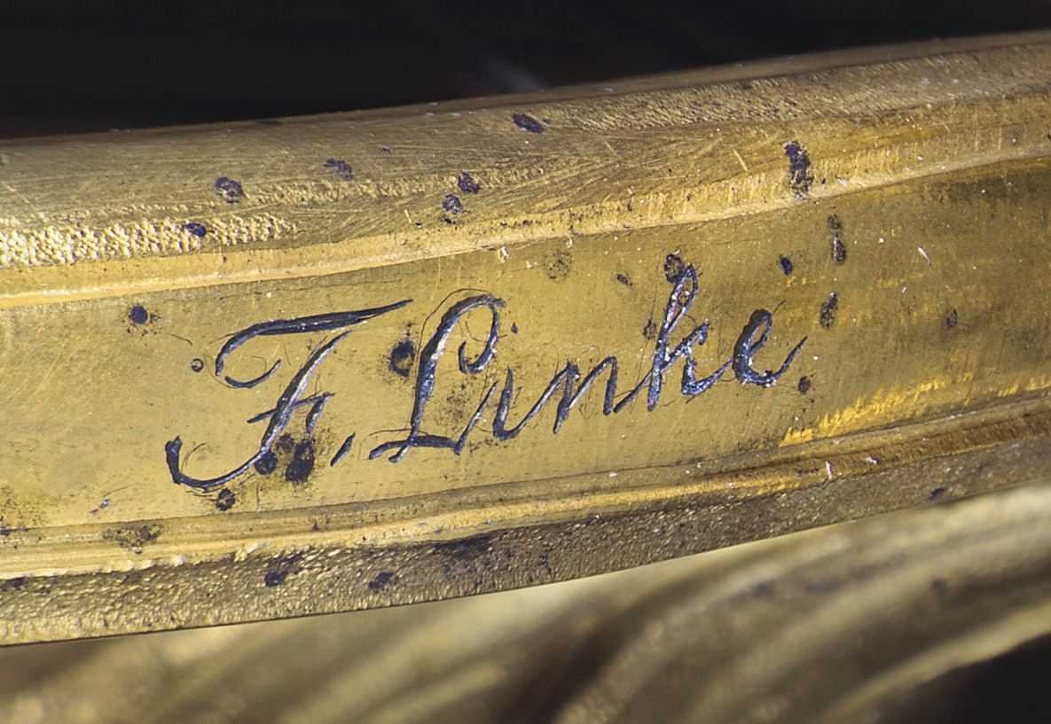 François LINKE signature