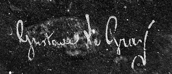 Gustave LE GRAY signature