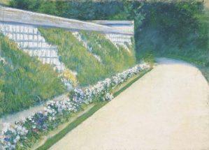 Dessin Gustave Caillebotte