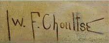 Ivan Fedorovitch CHOULTSÉ signature