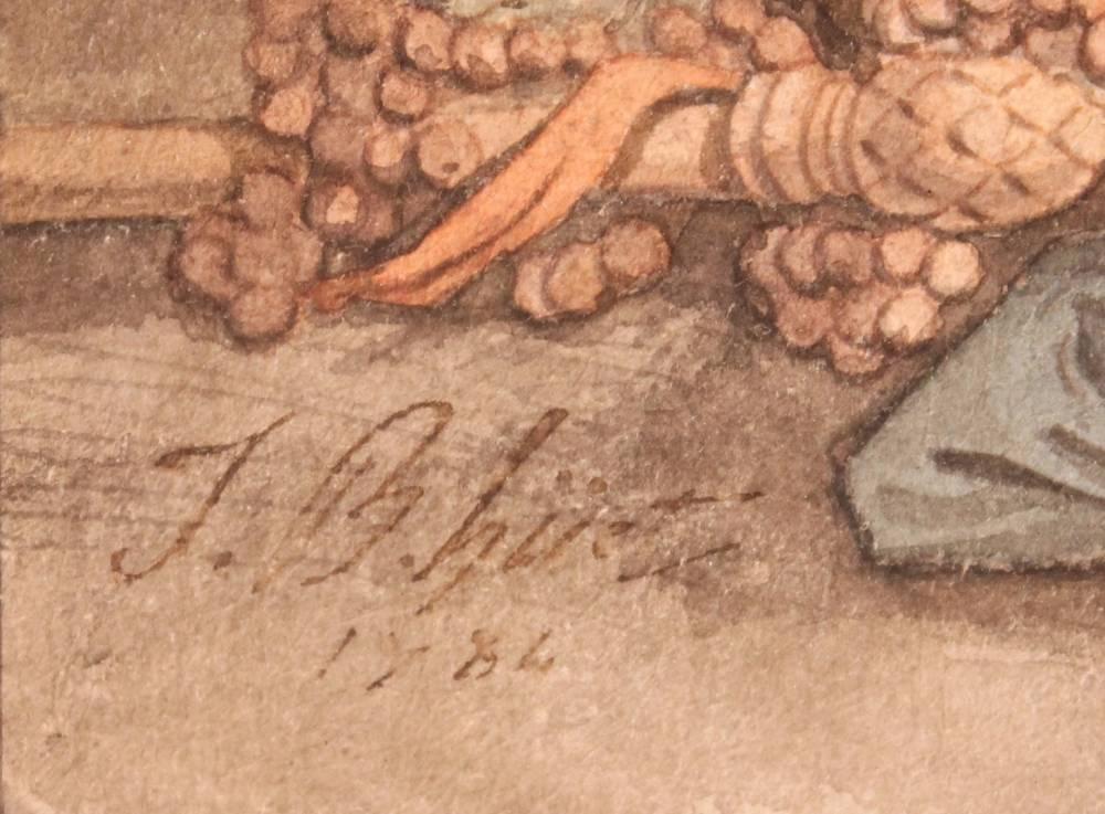 Jean-Baptiste HUET signature