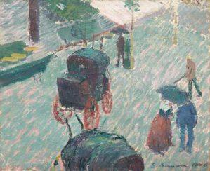 Peinture Emile Henri Bernard