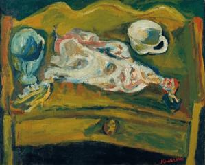 Peinture Chaïm Soutine