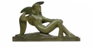 Sculpture Dimitri Chiparus