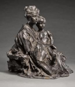 Sculpture Paul Troubetzkoy