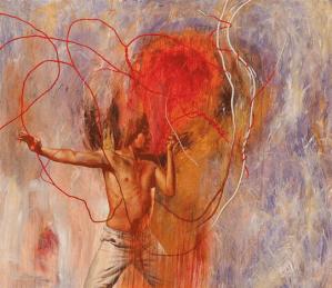 Peinture Pablo Cardoso