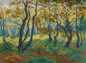 Peinture Paul Elie Ranson