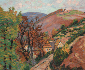 Peinture Armand Guillaumin