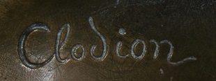 signature clodion