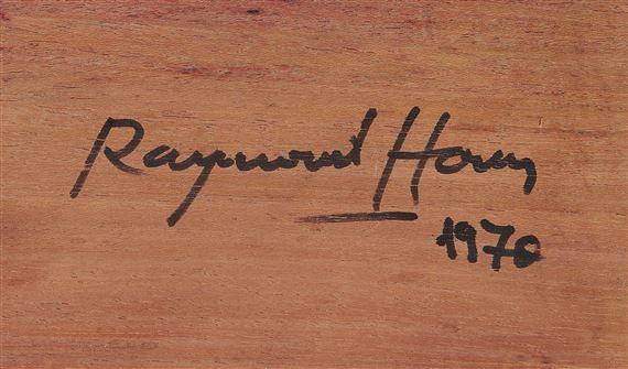 signature Raymond HAINS
