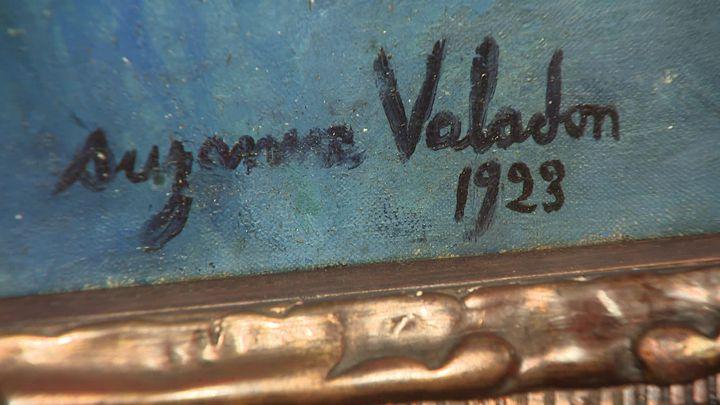 signature Suzanne VALADON