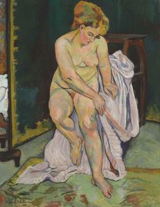 Peinture Suzanne Valadon