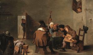 Peinture David II Teniers