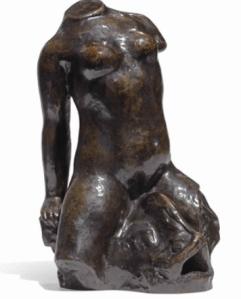 Sculpture Aristide Maillol