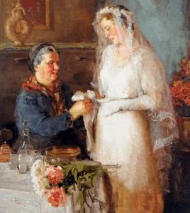 Peinture Pavel Petrovitch Trubetskoy