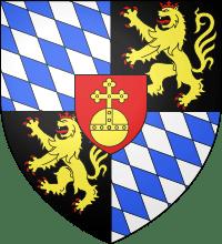 Armoiries du prince électeur et duc de Hanovre