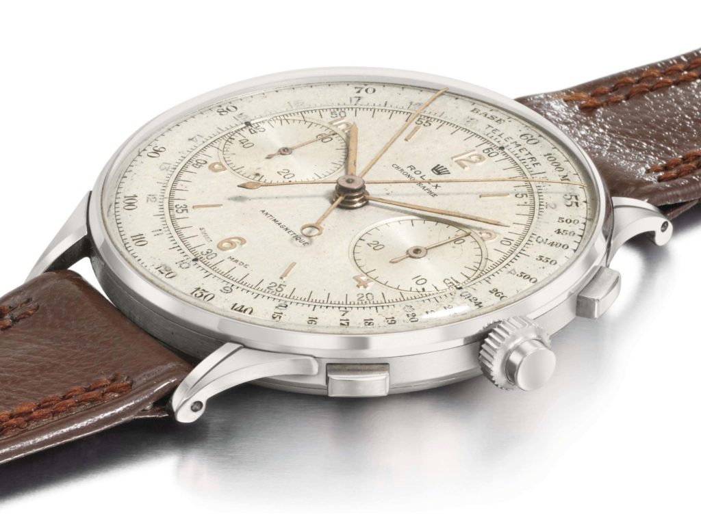 Montre Rolex Antimagnetic Reference 4113, vendue à plus de 2 millions d'euros