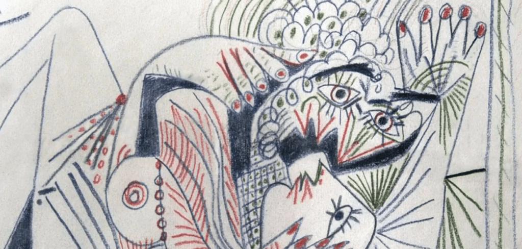Faux de Pablo Picasso