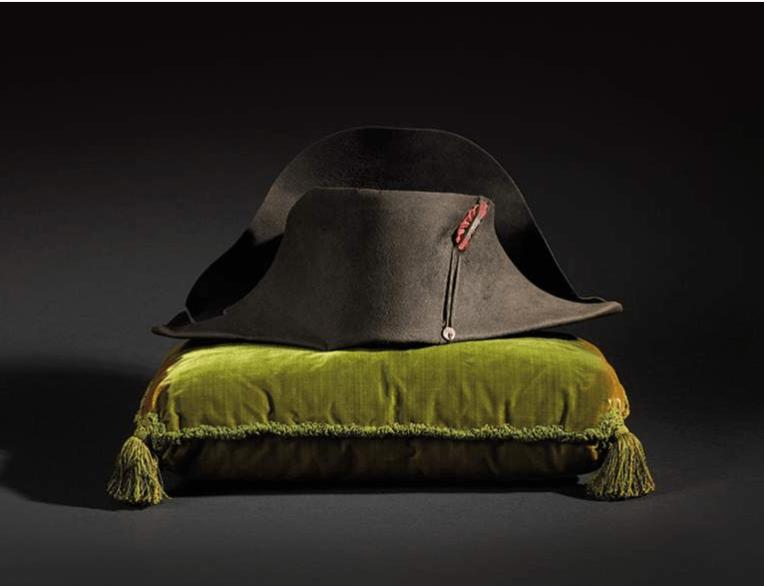 Chapeau de Napoléon Bonaparte