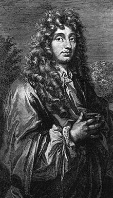 Portrait de Christiaan Huygens