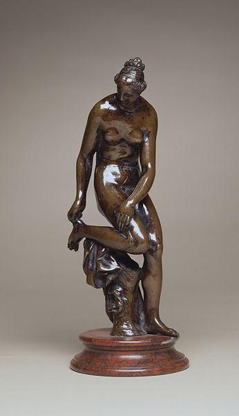 Woman Bathing,  Barthélemy Prieur