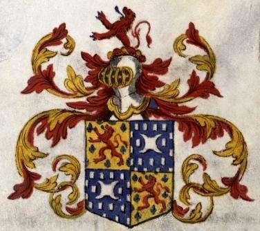 Armoiries de la noblesse d'Artois