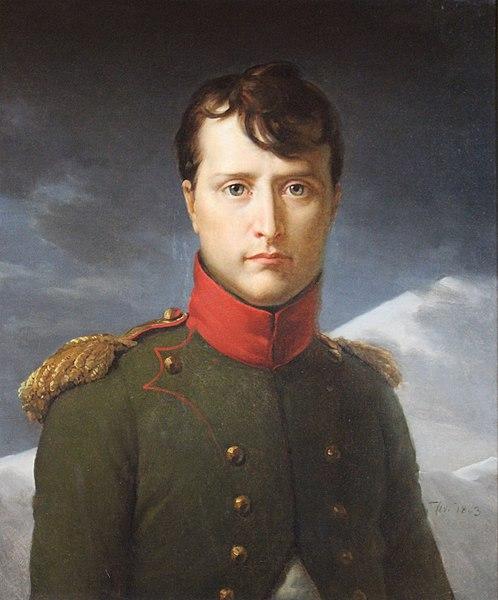 Portrait de Napoléon Bonaparte, François Gérard