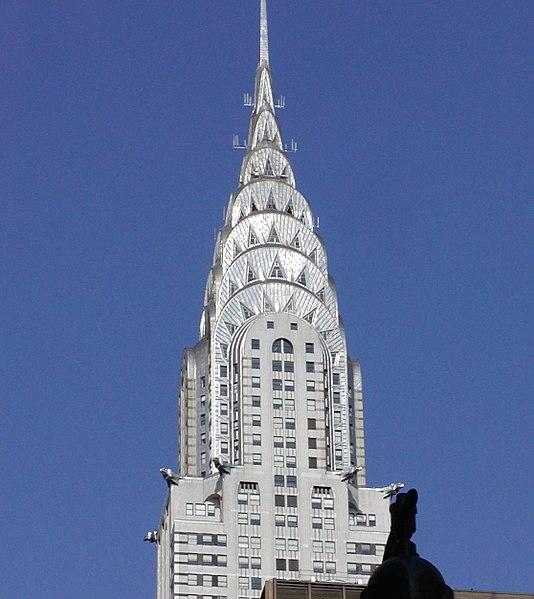 Chrysler Building, New-York
