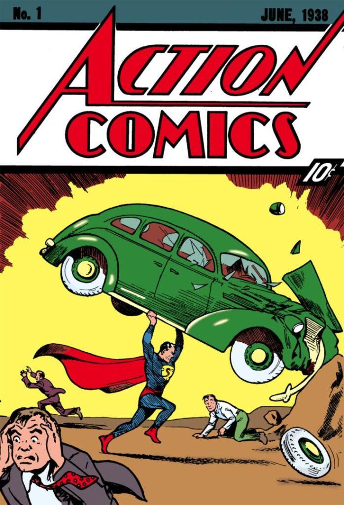 N° 1 d'Action Comics