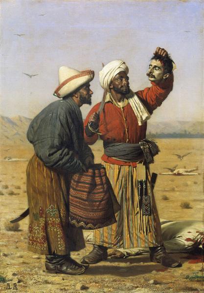 peinture Vassili Vassilievitch