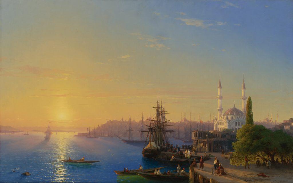 peinture orientaliste Ivan Aïvazovski