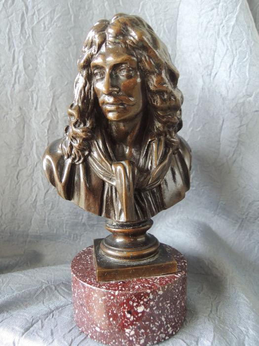 Buste de Molière, Ferdinand Barbedienne