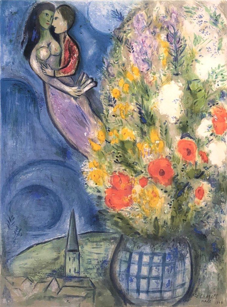 tableau Marc Chagall