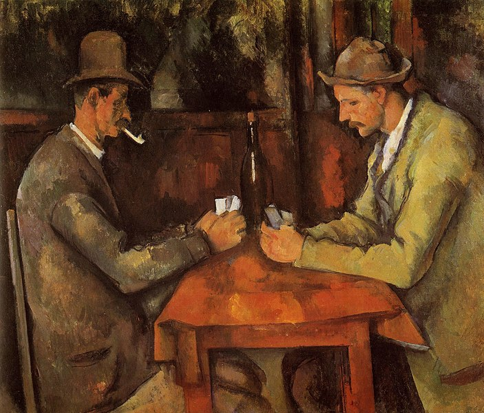 Estimation Paul Cezanne