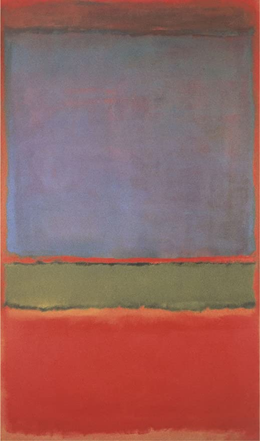 Estimation Marc Rothko