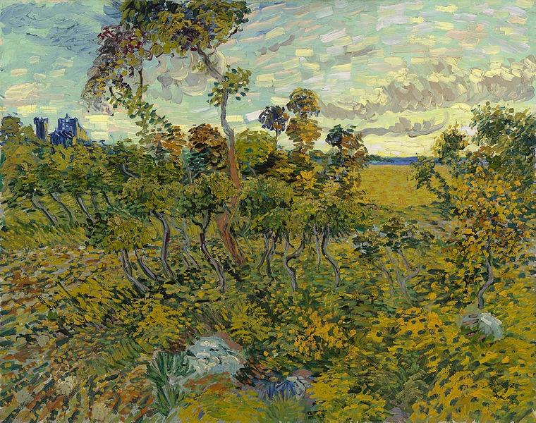 Estimation Van Gogh