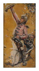 Peinture Ernest Meissonier
