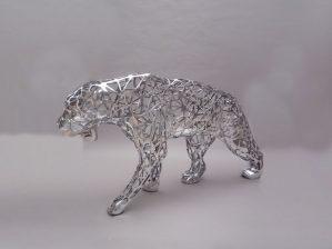 Sculpture Richard Orlinski