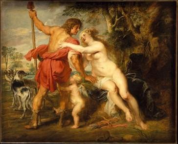 Toile Baroque Rubens