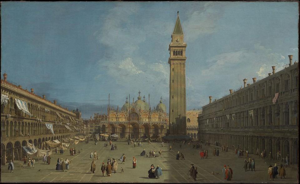 peinture Antonio Canale