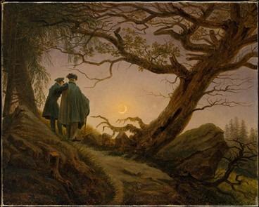 peinture Caspar David Friedrich