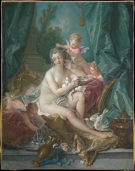 tableau rococo François Boucher
