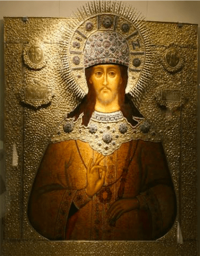 Icone Russe Christ