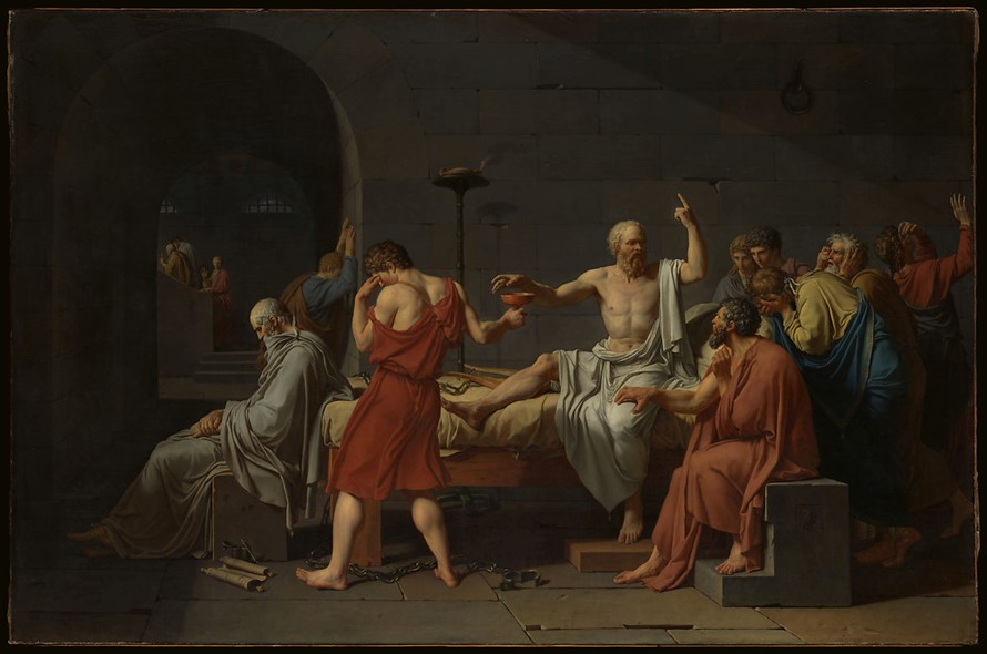 peinture Jacques-Louis David
