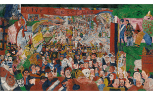 Tableau James Ensor