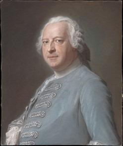 pastel Maurice Quentin de la Tour