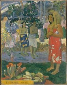 Œuvre Paul Gauguin