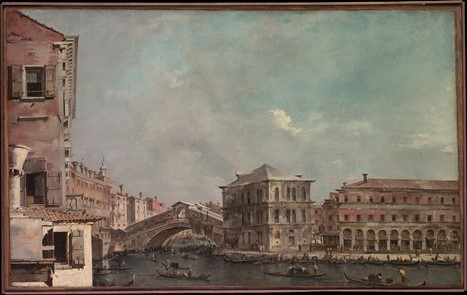 peinture Francesco Guardi