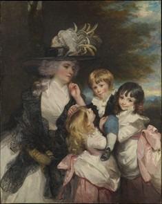 tableau Sir Joshua Reynolds