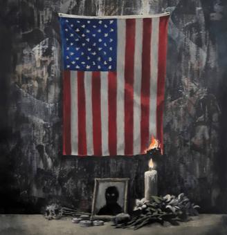 Banksy hommage Floyd